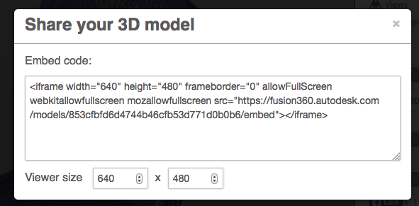 Picture of Embed Your Model