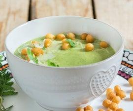 Cream of Zucchini Soup