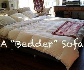 A 'Bedder' Sofa