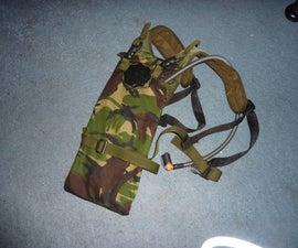 DPM Platypus holder on a standard PLCE Yoke
