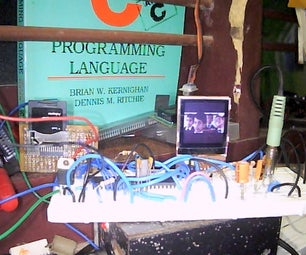 Playing Video on Nokia Color LCD Using an ATmega32