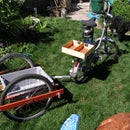 Blistering Barnacles, Another Bicycle Trailer!