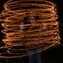 Light Painting: FireStorm