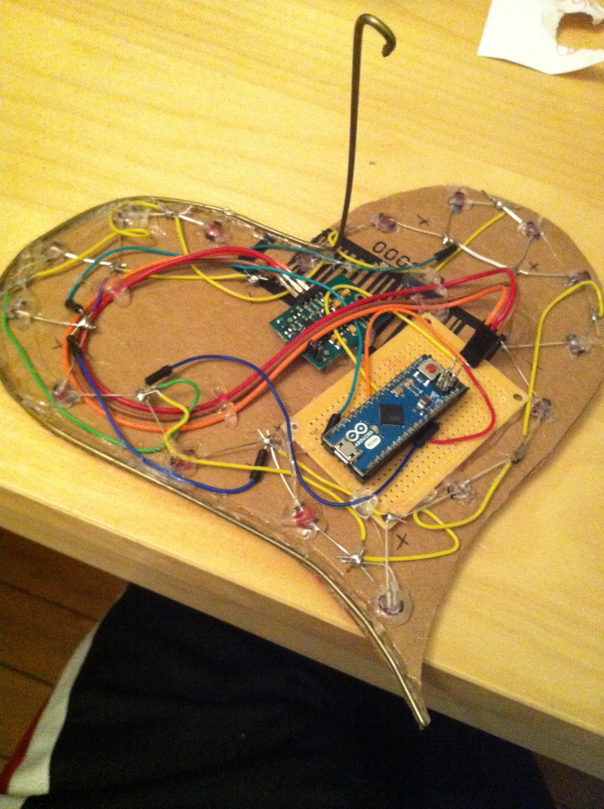 Picture of Completed Circuit