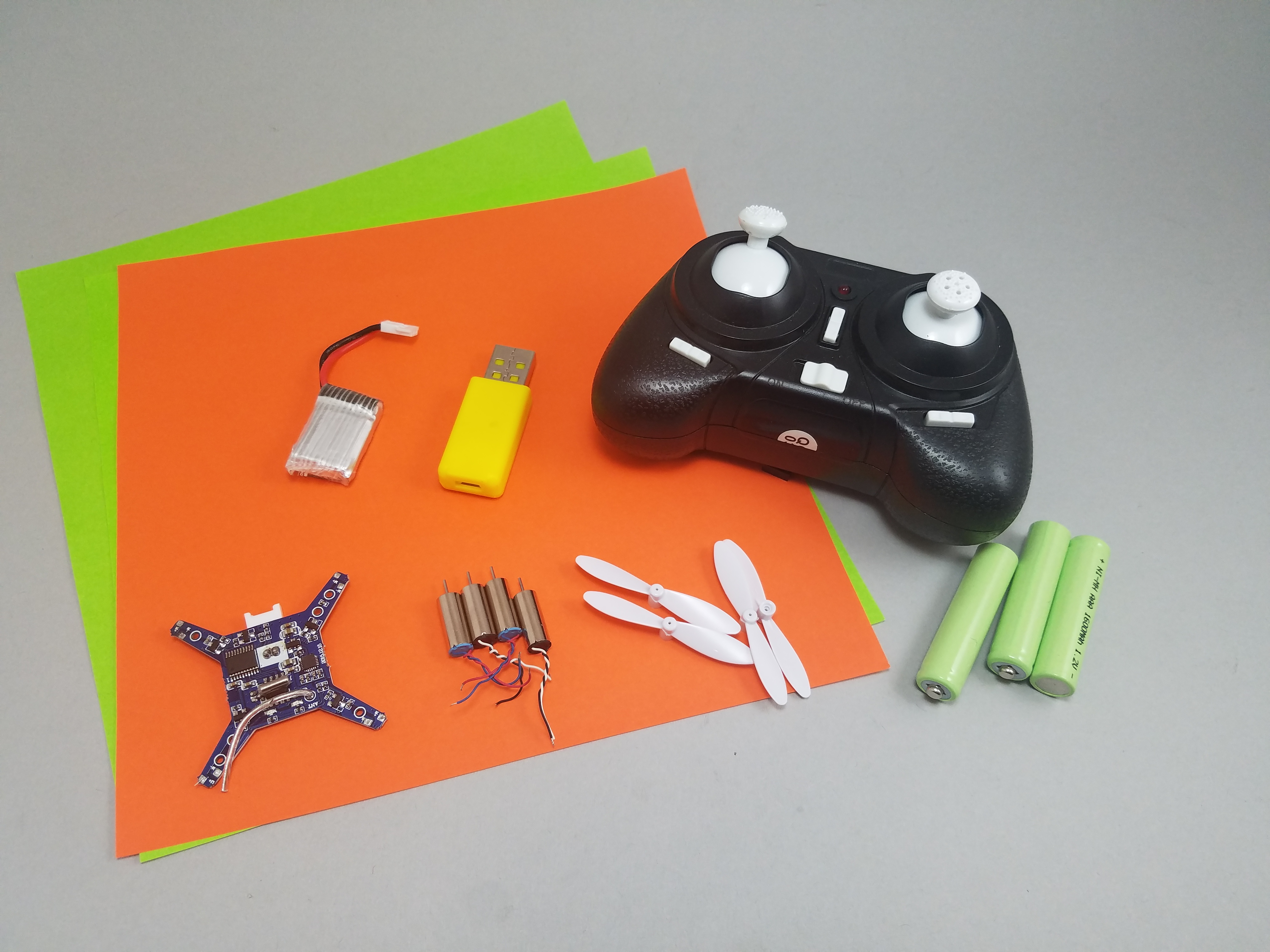 Picture of Drone Parts