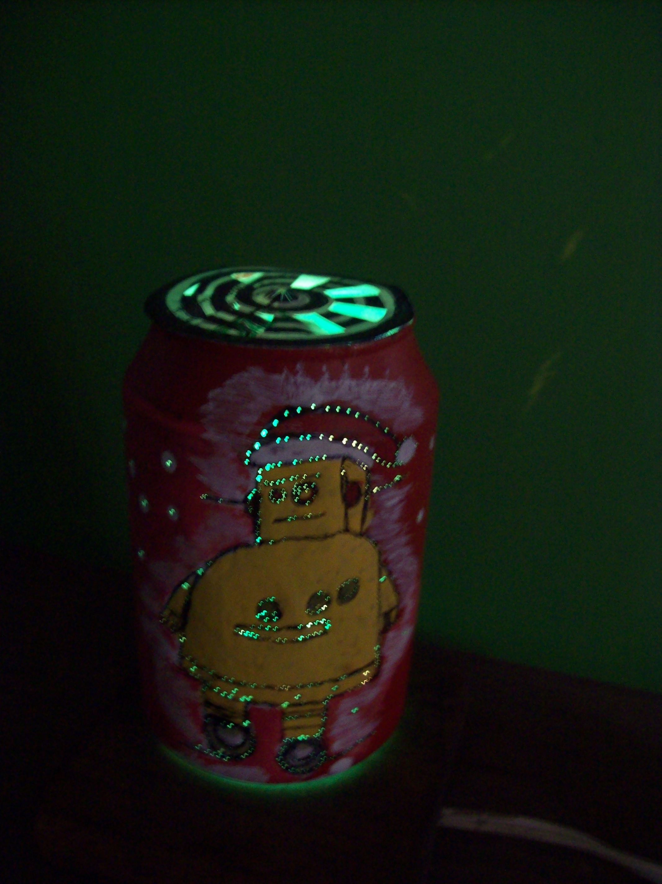 Picture of Instructables Robot Kinetic Lamp. Lampara Movil.