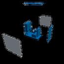 Mech Cockpit Sim Scale Mockup in 3D