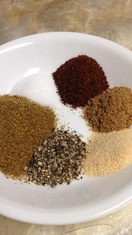 Picture of Prep the Spices