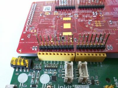 Setting Up the LinkIt ONE