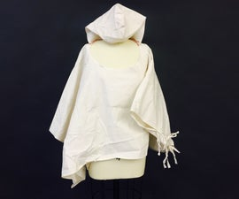 Blancho - DIY Water-Resistant Blanket/Poncho