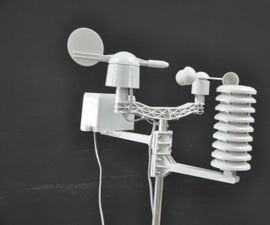 Make Your Own Arduino Weather Station!