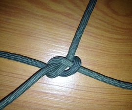 Part 4 of my knot series: The Sheet Bend