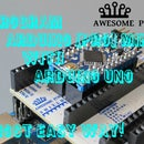 How to program Arduino Pro Mini using Arduino Uno and ArduShield - without the cables