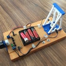 3D Printed Automatic Electromagnetic Swing