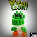 How to Make a VoxelPerlers Yoshi!