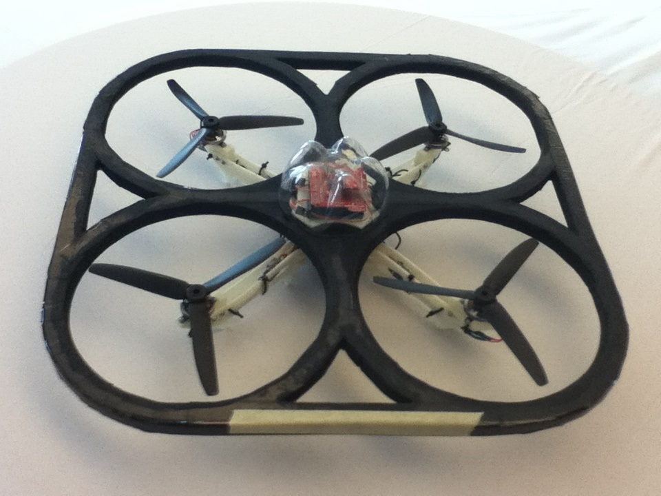 Picture of 3D Printed Quadcopter