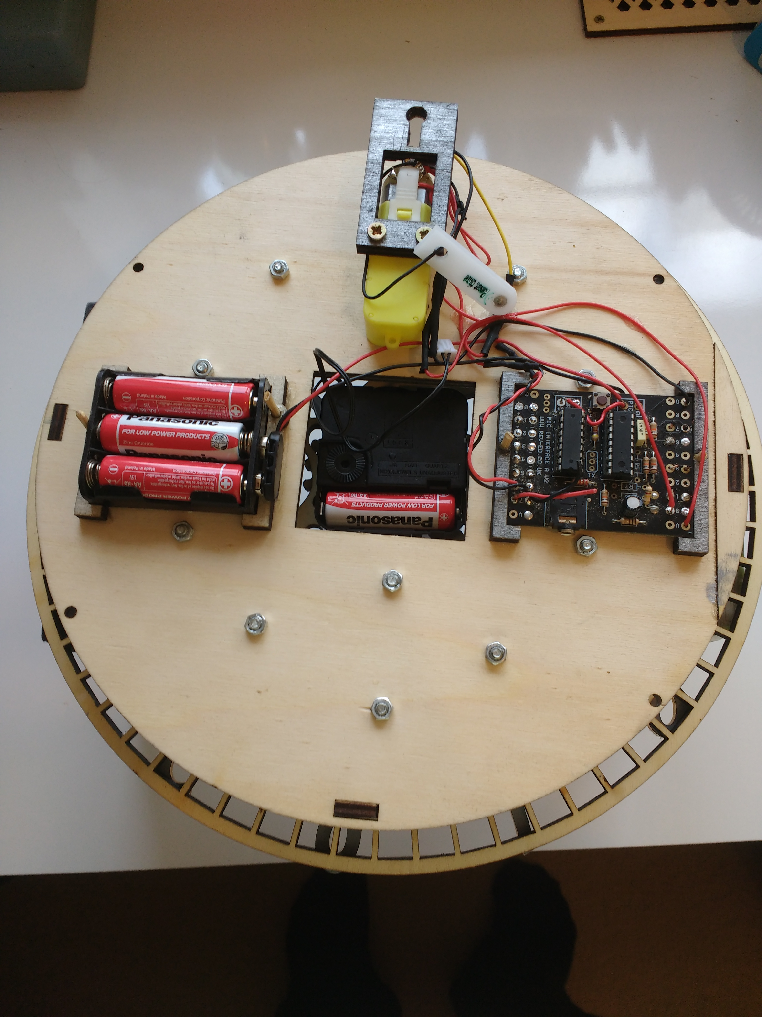 Picture of Controlling the Motor
