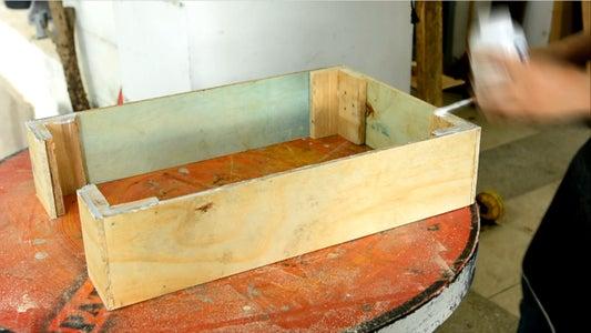 Assembling the Back Panel