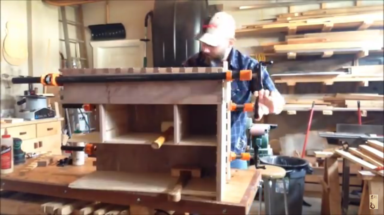 Picture of Glue Up...