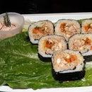 Big Moe's Reconstructed (BBQ) Sushi