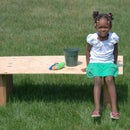 Children's Outdoor Play Table