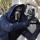 Star Wars Force Awakens Kylo Ren - mask & garb