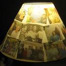 PHOTO GALLERY LAMPSHADE