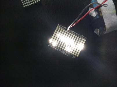 How to Make a Diffusor for Your LED Matrix