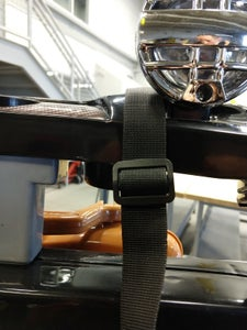 Installing 5-point Harness
