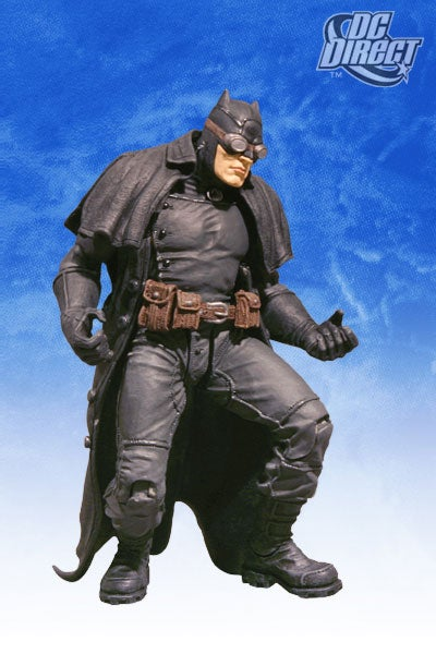 """Elseworld WWII Batman """"The Bat"""" Costume"""