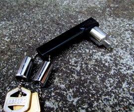 Pocket Socket Wrench (Keychain)