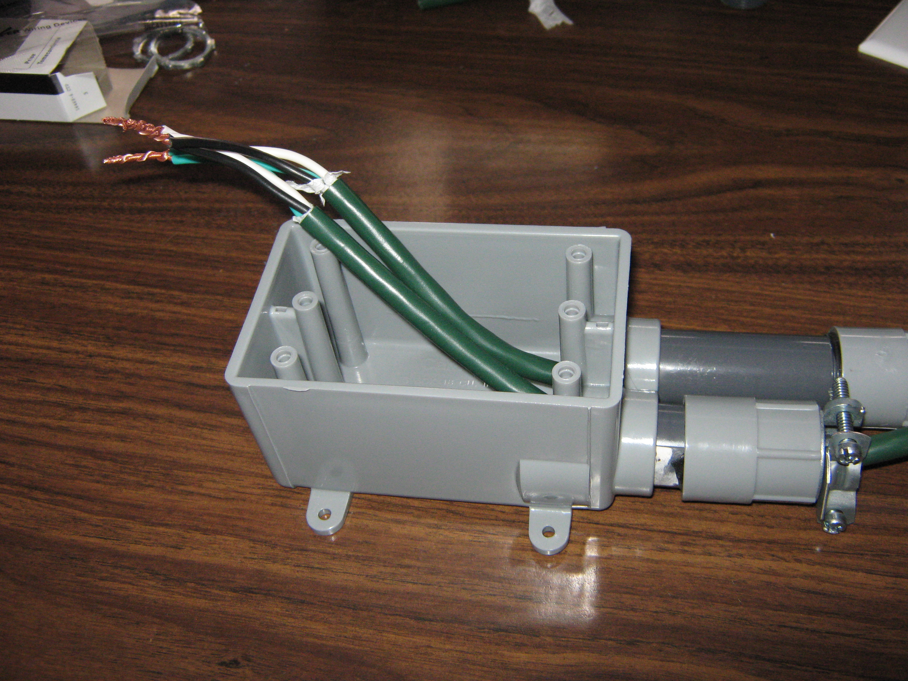 Picture of Prepare the Electrical Components