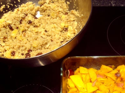 The Pumpkin Bowl of Power Food: Serving Time