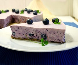 Blueberry Cheesecake - Frozen or Chilled