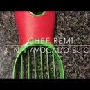Chef Remi 3-IN-1 Avocade Slicer