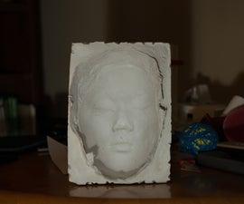 DIY Hollow Face Illusion!