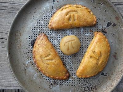 Pineapple Empanada Pie Pi Press