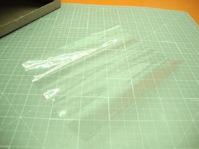 Make the Front Side Transparent