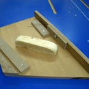 Pocket Hole Plugs Cutting Sled for the Kreg Jig