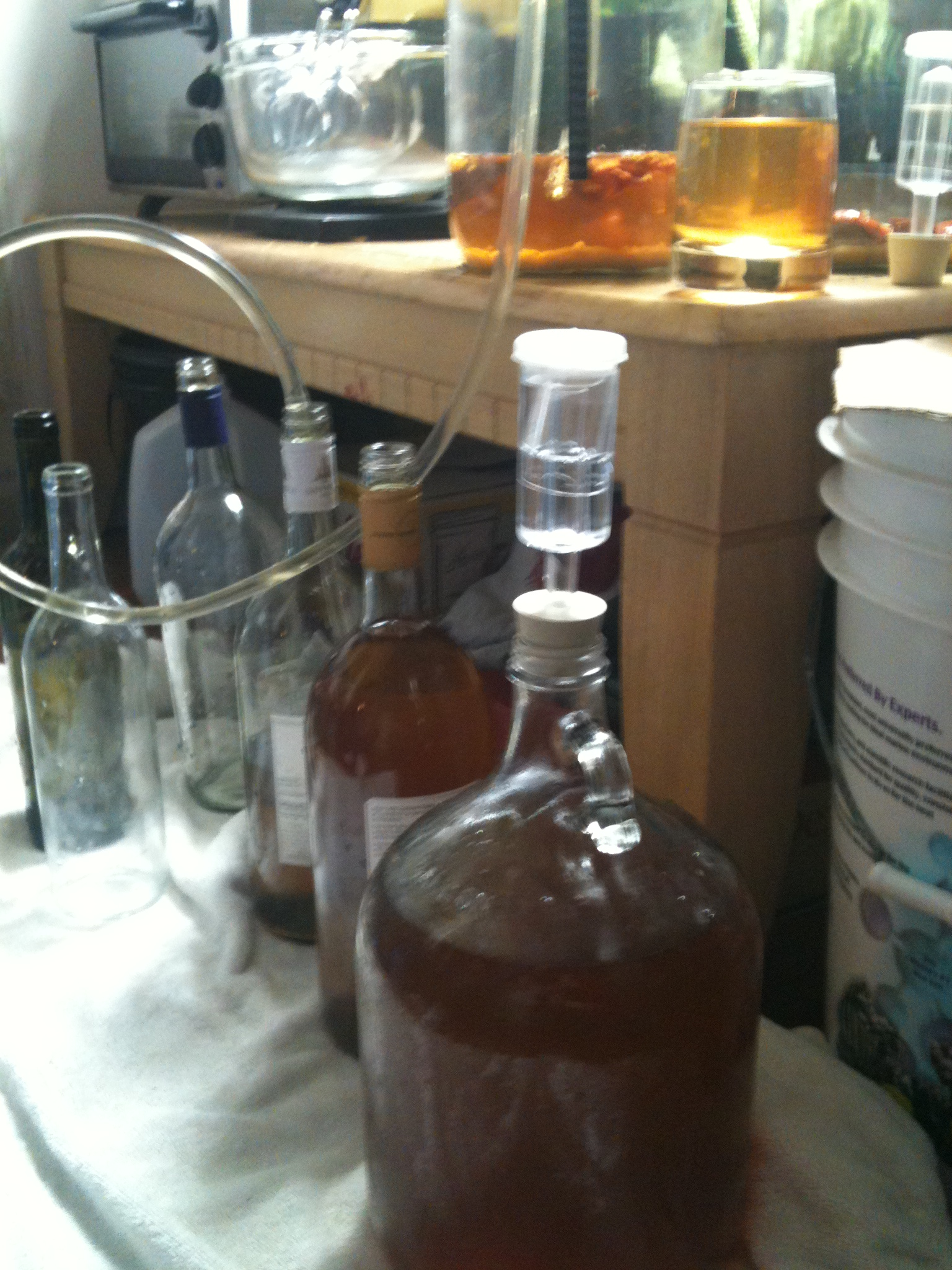 Picture of Bottling Time