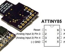 Digispark DIY: The smallest USB Arduino
