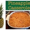 Pineapple (Incident) Casserole