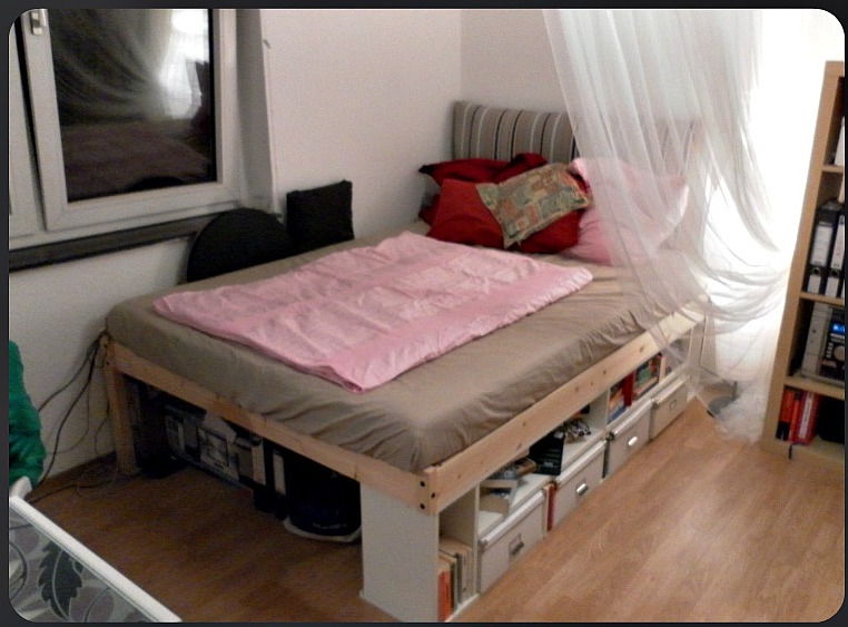 Picture of IKEA Bed Hack