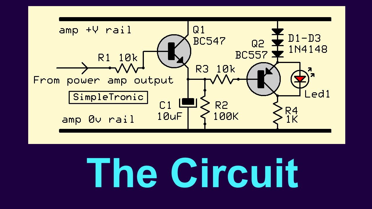 Picture of Circuit Diagram & Main Components
