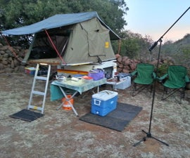Converting Camping Deep Freezer Into Fridge/Freezer Using AtTiny85