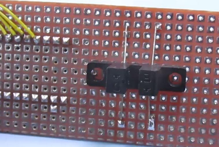 Picture of Solder Optical Sensor