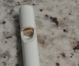 How to Make a PVC Pipe Slide Whistle