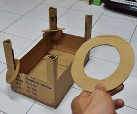 Ring Toss Game (From a Box)