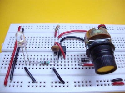 Project 8: LED Dimmer