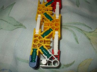 Handle and Trigger Assembly + Firing Pin and Mag Pin